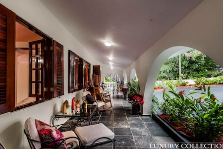 HACIENDA BLANCA PALOMA/ COQUI SUITE - Apartment