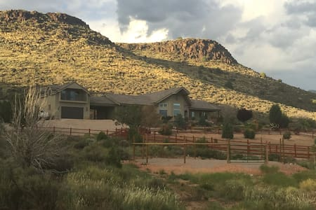 Eagle Ridge Ranch, near St George, UT. - Dammeron Valley - Ev