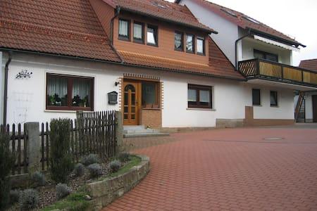 Ferienwohnung in der bayr. Rhön - Huoneisto