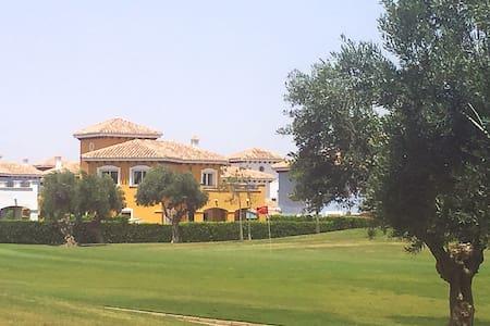 Mar Menor Golf 3 bed pool villa - Torre-Pacheco - Haus
