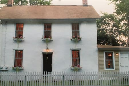 19 Century Charming Stone House - New Hope