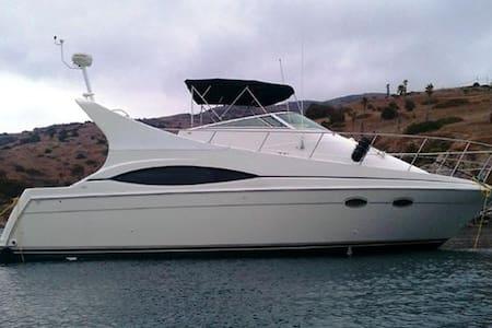 37 ft Yacht in Huntington Harbor - Πλοίο