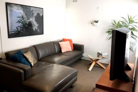 2 Bed, Cronulla Rooftop Apartment - Huoneisto