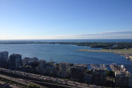 Breathtaking Lake View 43 Floor Luxury Condo - Toronto - Condominium