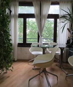 A Private Room in Poblenou - Barcelona - Apartment