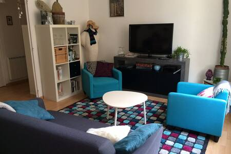 Bel appartement Malo proche plage - Dunkerque - Lägenhet