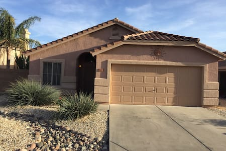 Del Webb Hosp. Visitors 3 Bd, 2 Ba - Surprise - Casa