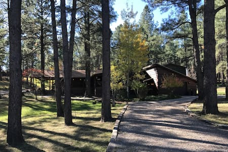 Large Mountain Home! In The Heart of TOWN!!! - Ruidoso - Dům
