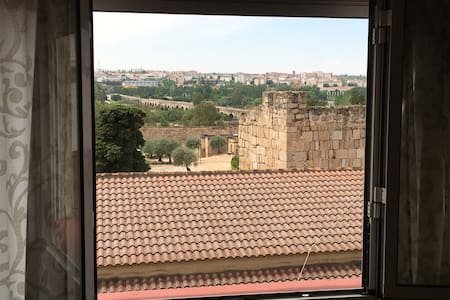 Unas vistas únicas en pleno centro - Mérida