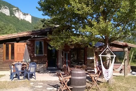 Countryside chalet near Millau - Chalet