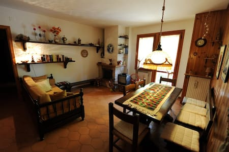 Cosy and warm flat  - Roccaraso - Apartment
