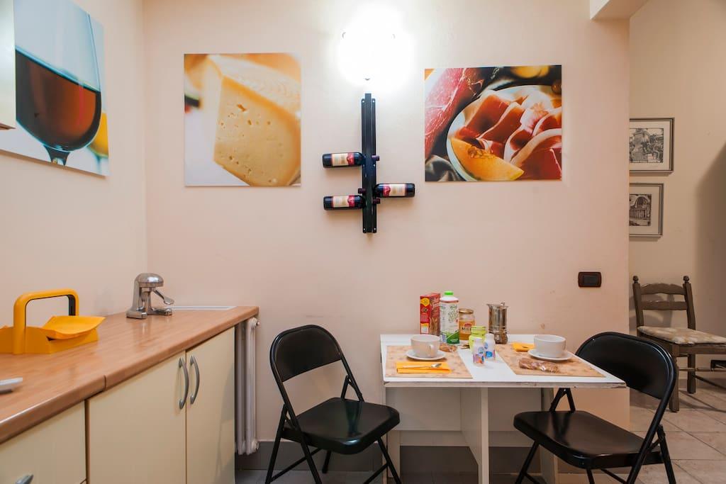 Easy flat simpatica comodit appartamenti in affitto a for Lucernario elettrico