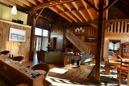 Converted Barn Home in the Country - Bloomfield - House