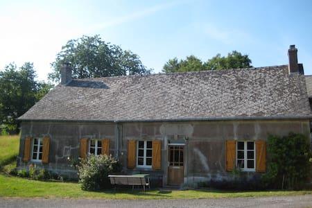 Ruim sfeervol huis in de Thiérache - Haus