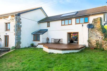 Bunny Cottage, Porth, Newquay - Cornwall - Hus