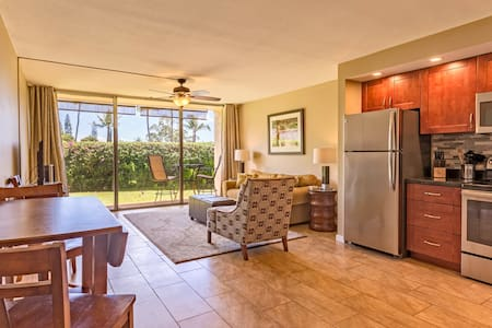 Walk to Napili Bay, Beautiful Private Condo - Lahaina - Appartement