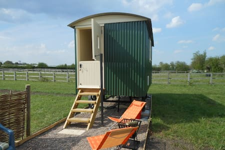 Shepherd's Hut, Golden Acre - Badsey