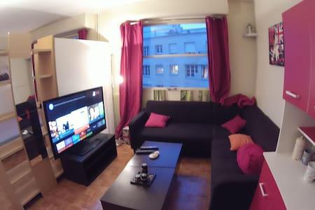 Studio next to Eiffel Tower - Paris - Apartment