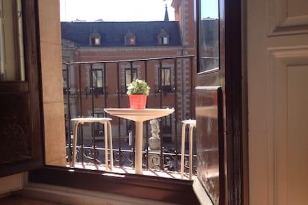 Apartament Madrid-Centro 2 rooms - Madrid - Appartamento