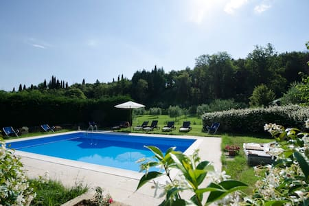 Relax House in Countryhouse - Castion Veronese - Loft