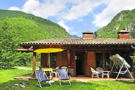 Casa Baby - Lake Idro - 5min from Vesta Beach - Idro - Talo