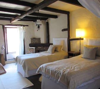 Village relaxing stone house - Chéronnac - Rumah