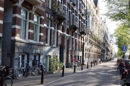 Canal view apartment next to Artis! - Amsterdam - Apartemen