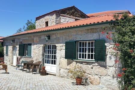 Charming granite cottage in beautiful surroundings - Penalva do Castelo