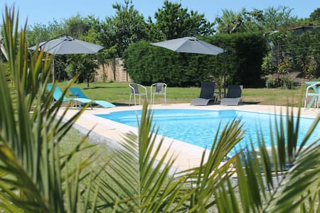 Our newly completed French countryside 1 Bed Gite - Droux - Talo