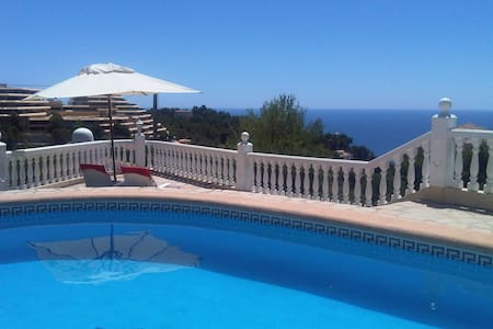 Charmante villa incl airco/verwarm. - Altea