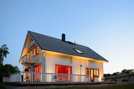 Cozy holidayhouse in South-Estonia - Hus