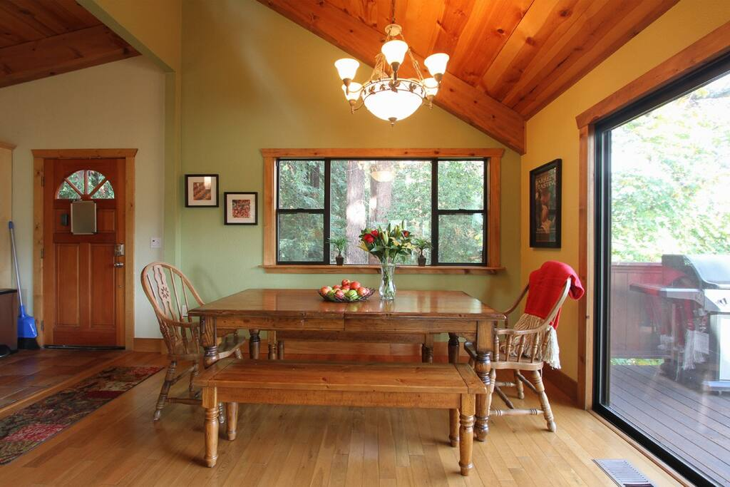 Redwood Lane Retreat - Sonoma Wine