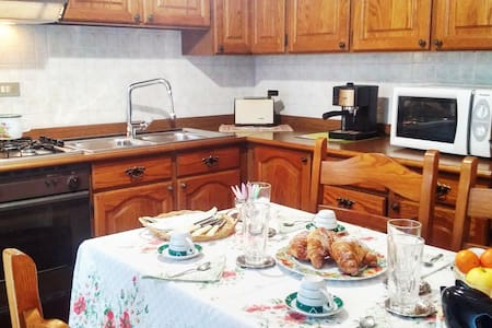 Civico 15/3 - Private Apartment for 1-5 persons - Robegano - Apartemen