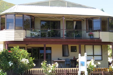 Bayview House - Waikawa, Picton