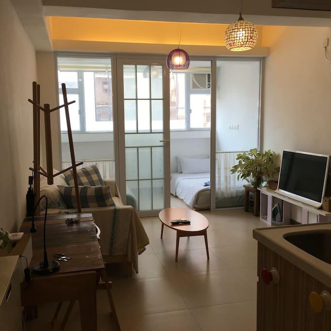 Near mtr appartements louer hong kong - Farbiges modernes appartement hong kong ...