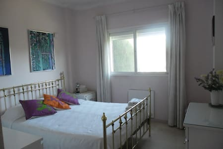 Double room, en suite , sea views,  pool, golf - Apartment