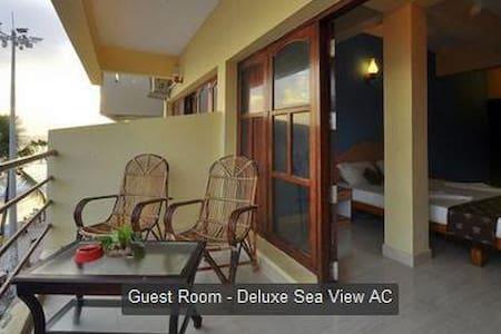 The Ocean Park Beach Resort - Kovalam