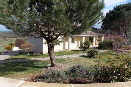 Maison méditerranéenne en Périgord - Trélissac