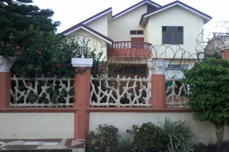 A well furnished decent house