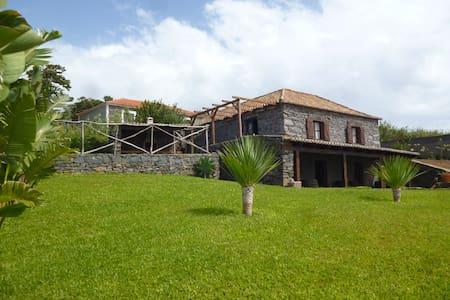 Villa Montemar - Peaceful spot away from the city - Ponta Do Pargo - Villa
