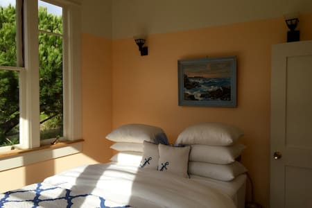 Artist's Apartment with Beautiful Views - Point Reyes Station - Departamento