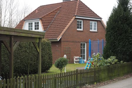 Complete House for family with kids - Norderstedt - Rumah