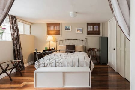 Spacious bedroom apartment - Appartement