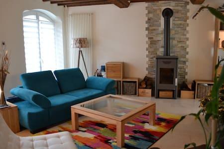 Maison de Bourg 500 m de la Mer - 4 Chambres - Langrune-sur-Mer - Huis