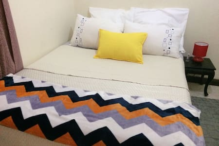 Cozy studio apt in a secure, central location - Nairobi - Appartement