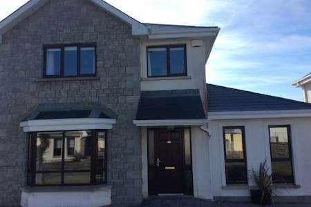 South Bay, Rosslare Strand, Co. Wexford, 5 Bedroom House, 3  Double Bedrooms and 2 Single Bedrooms - Huis