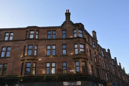 Traditional Glasgow Tenement - Appartement