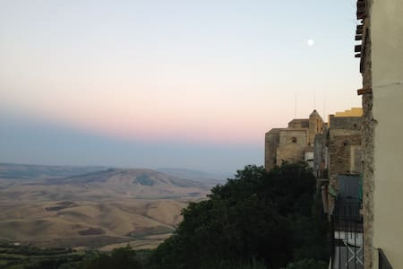 A medieval hill-top gem in beautiful Basilicata - Irsina