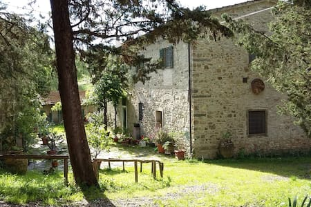 Near Florence,indipendent apartment - San Casciano in Val di pesa - Leilighet