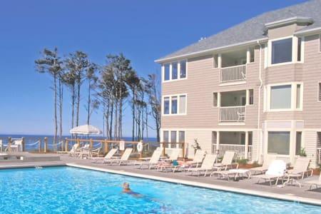 Gleneden Premium Condo Sleeps 4-5 - Lincoln Beach - Wohnung